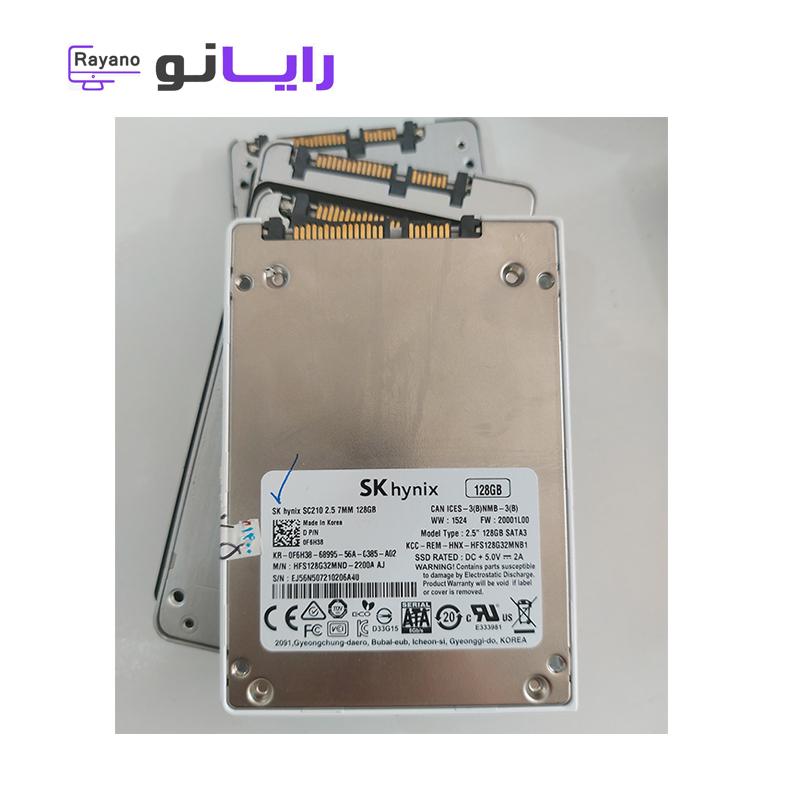 هارد SSD دست دوم - هارد SSD کارکرده