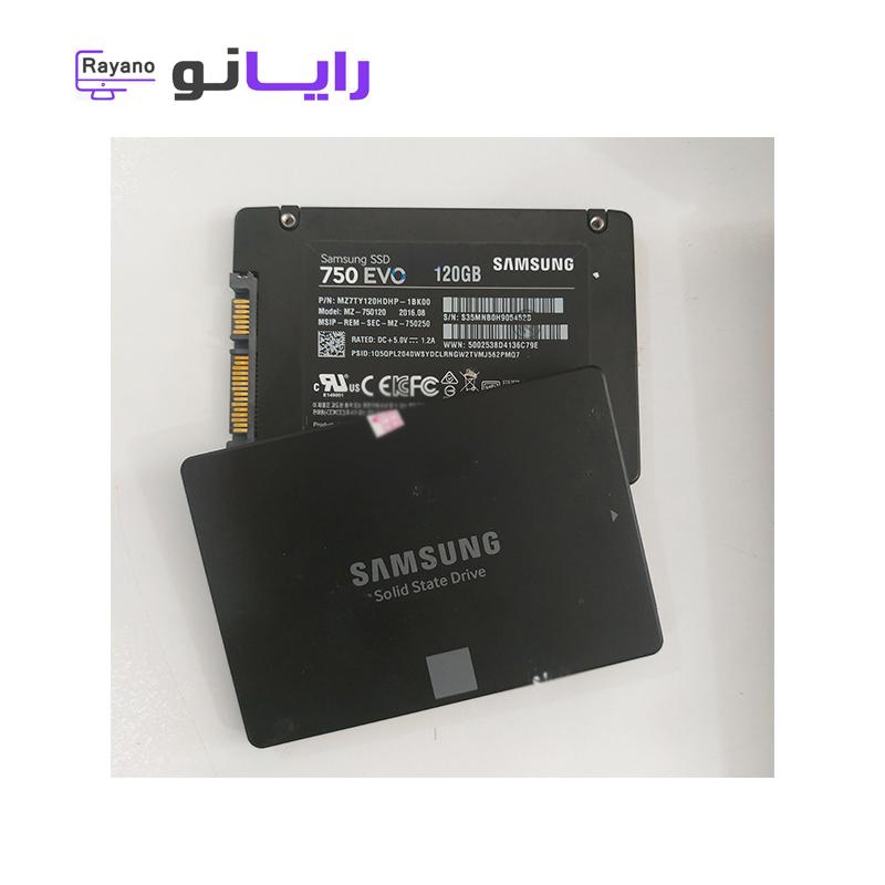 هارد SSD دست دوم - هارد SSD استوک