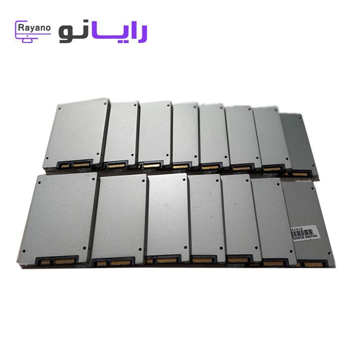 هارد SSD کارکرده در همدان